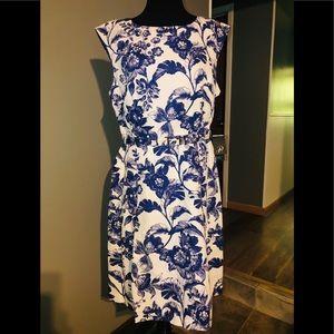 Elegant Adrianna Papell dress